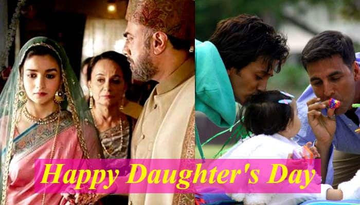 Happy Daughter's Day 2018: Best Bollywood Songs Dedicated to Daughters By Fathers and Mothers
