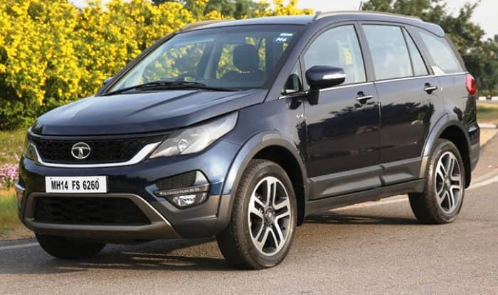 GST Effect: Tata Hexa Price in India Increased by up to INR 95000