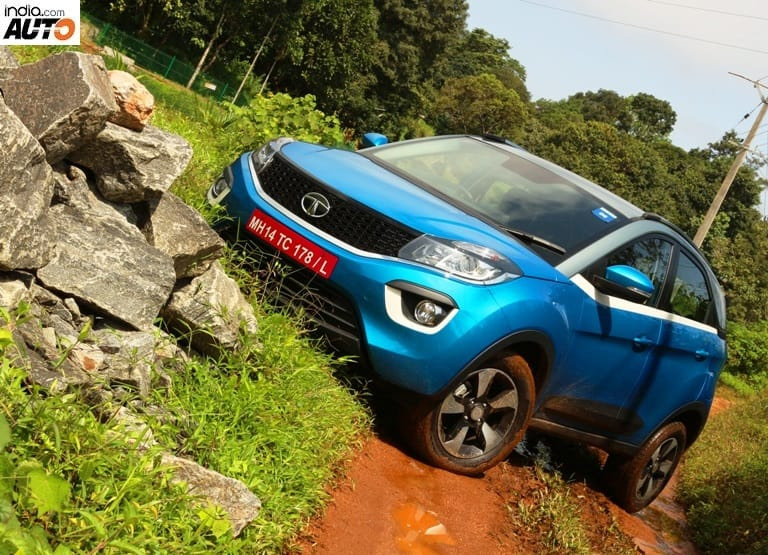 Tata Nexon First Drive Review – A worthy challenger