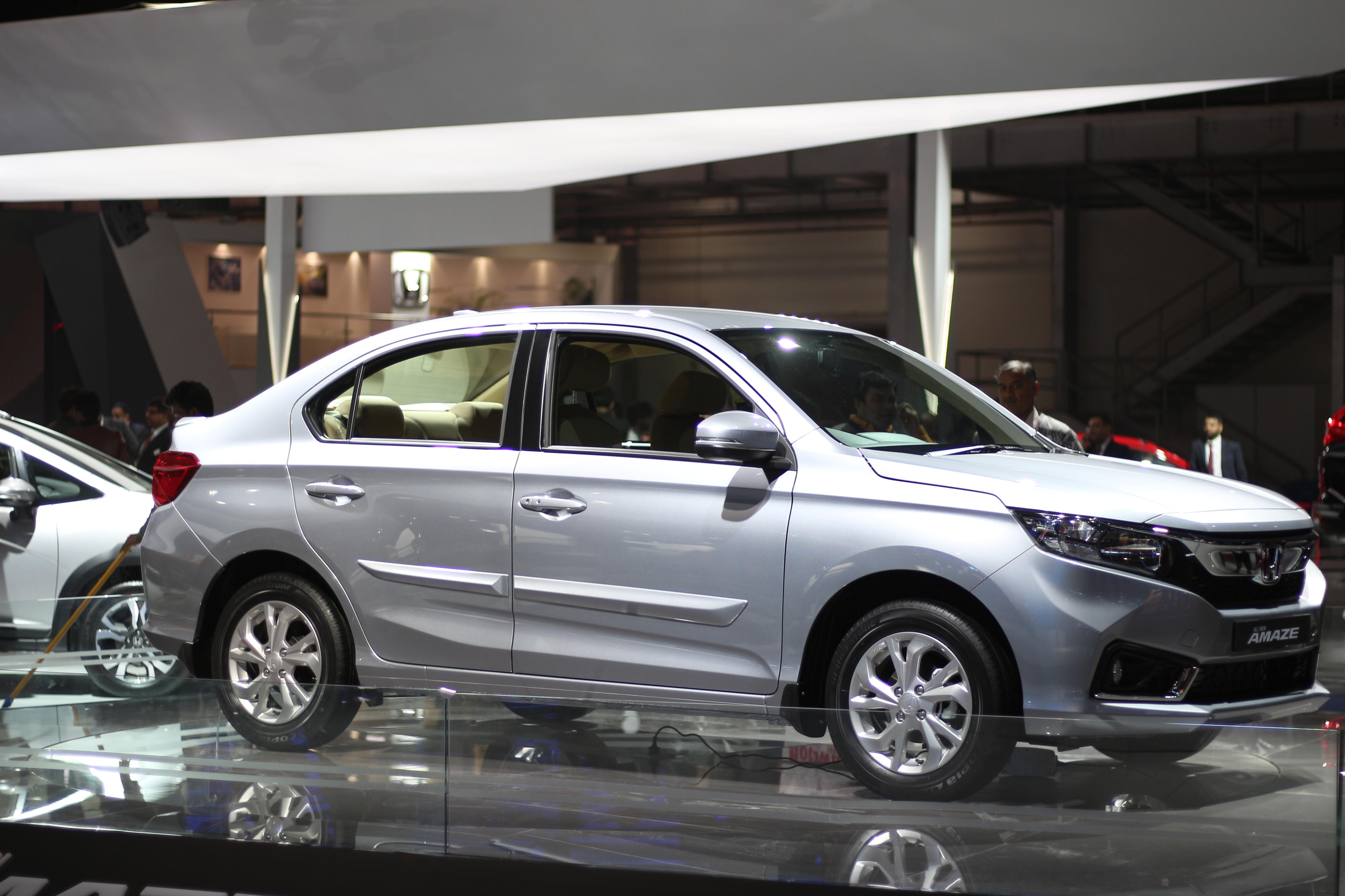 New Honda Amaze 2018: Price in India, Launch Date, Images, Specs, Features, Interior