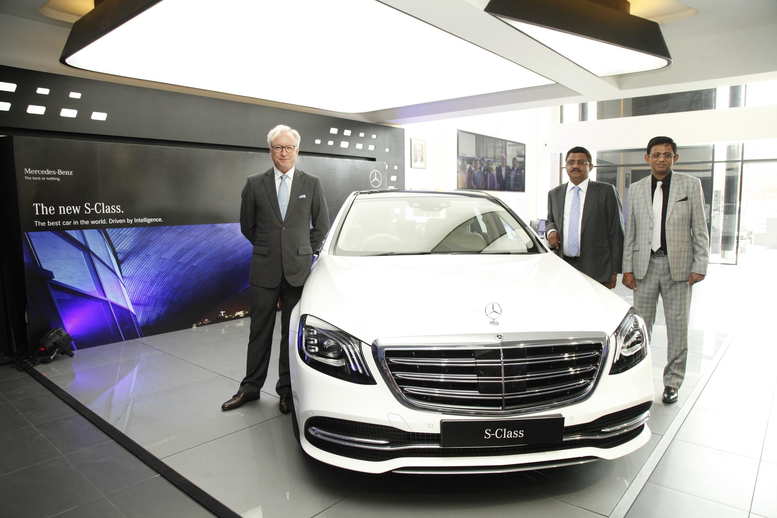 Mercedes-Benz Opens a New Luxury Dealership in Thiruvananthapuram