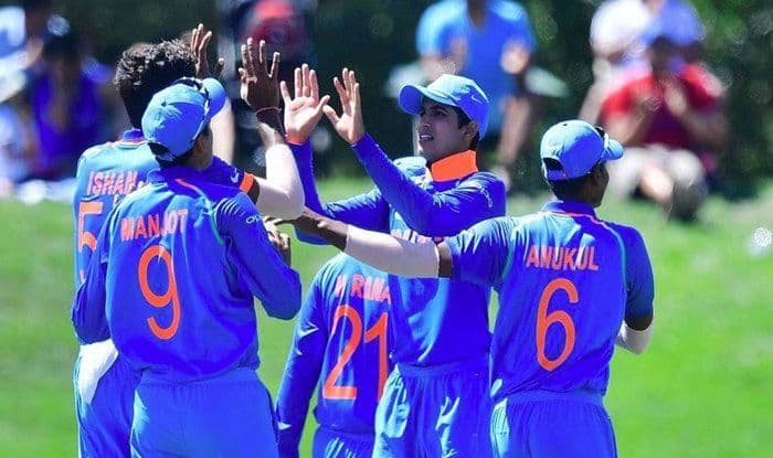 India under 19 cricket team_picture credits- Twitter