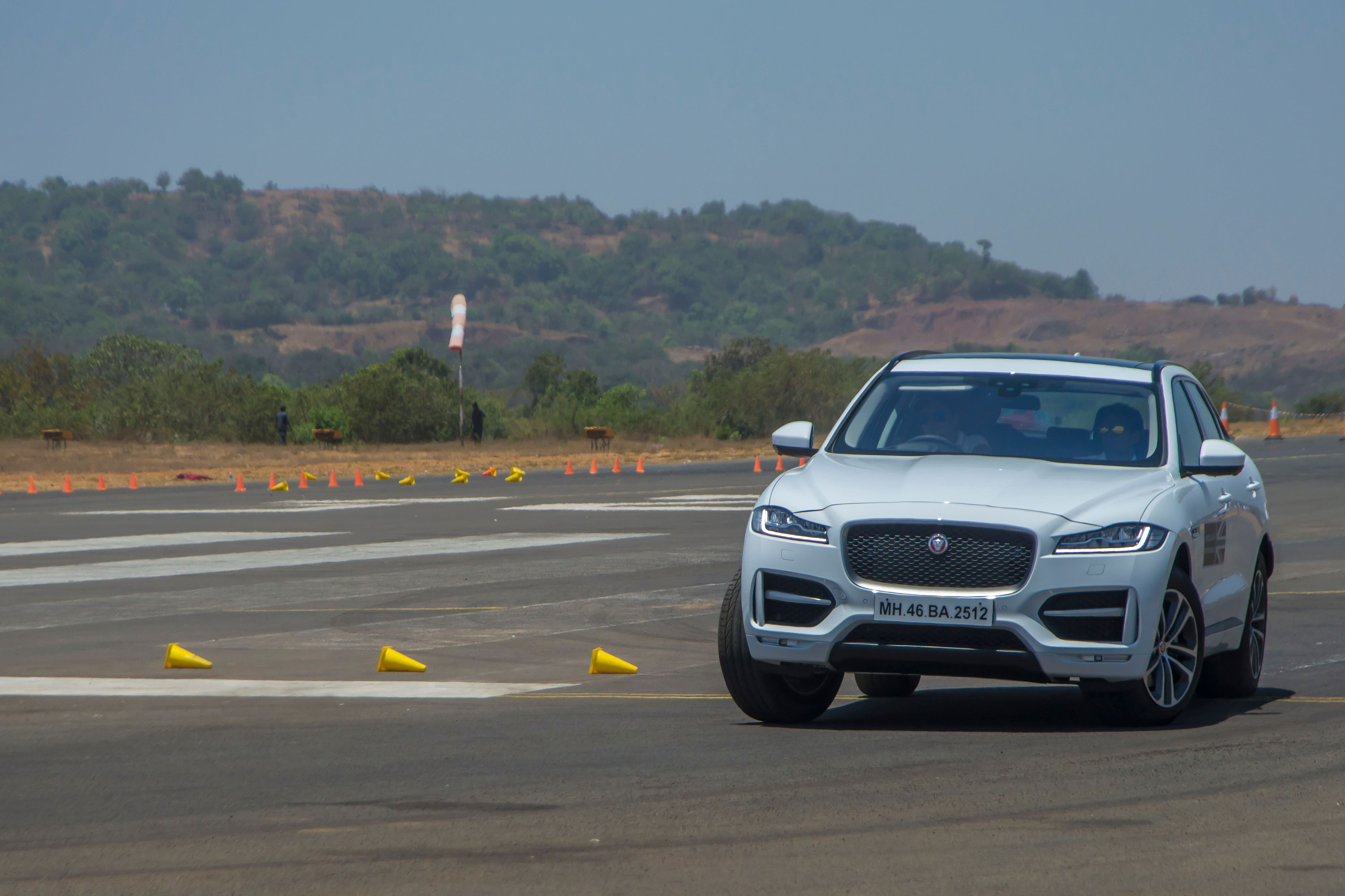 Jaguar 'Art of Performance' tour all set to reach Chandigarh