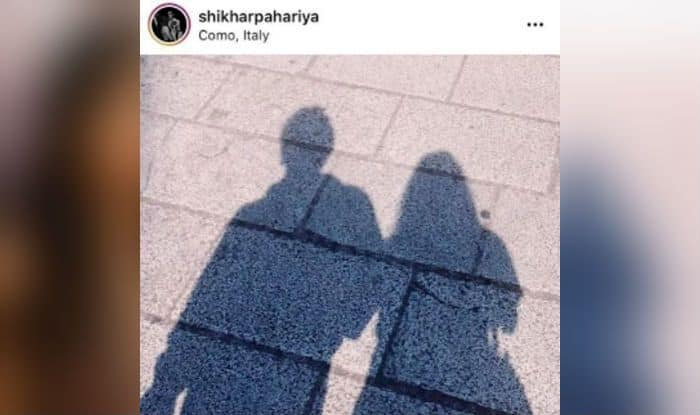 Photo Courtesy: Instagram screenshot-@shikharpahariya