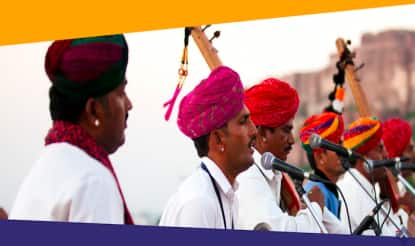 This October Is A Good Time To Visit Jodhpur To Experience RIFF
