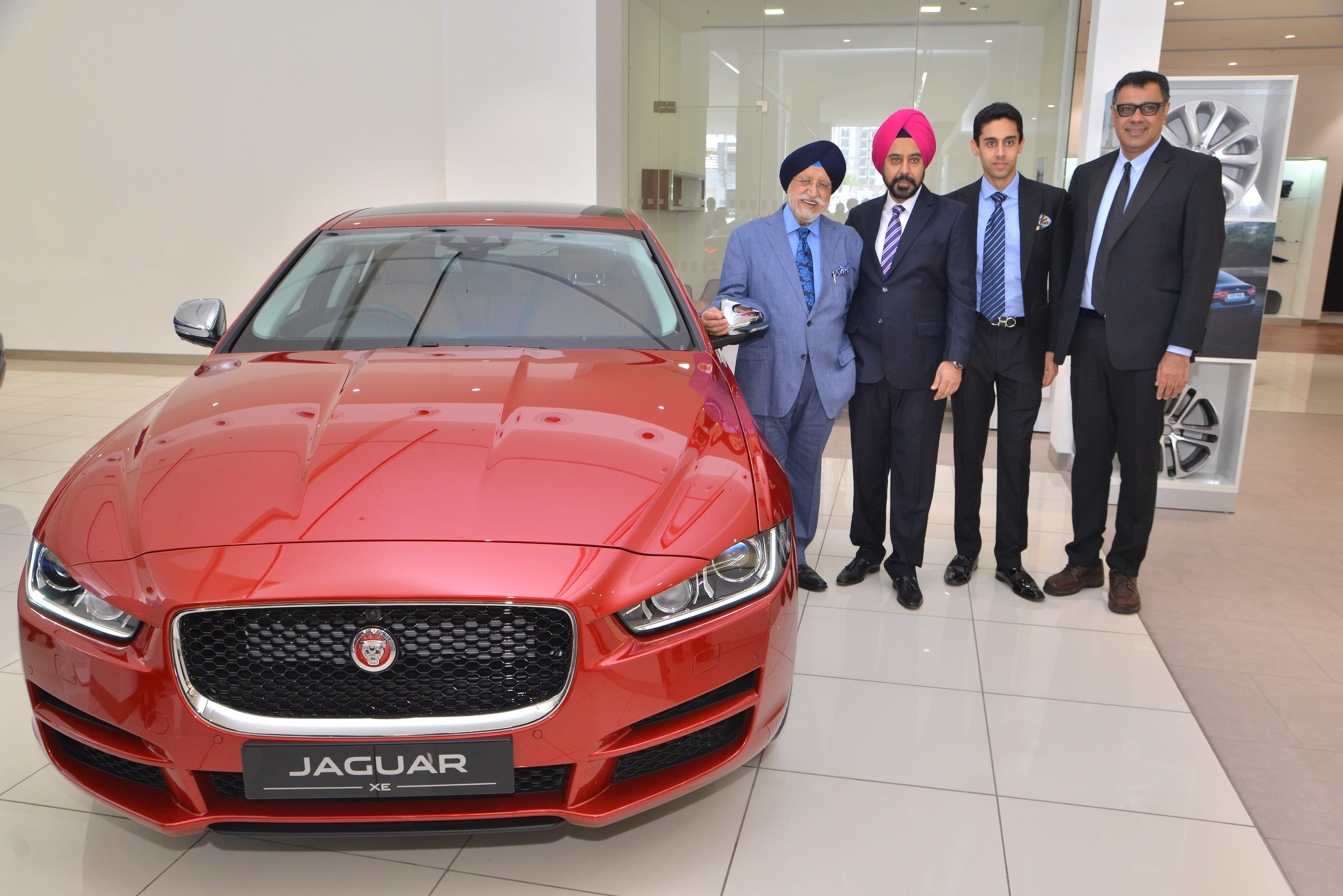 JLR expands its footprint in NCR with inauguration of its fourth dealership