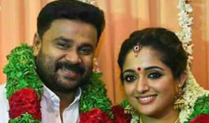 Malayalam Actor Dileep and Wife Kavya Madhavan