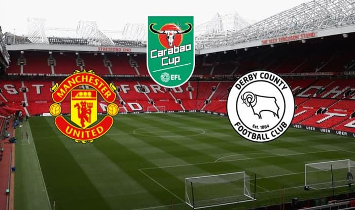 Manchester United vs Derby County_picture credits-Twitter