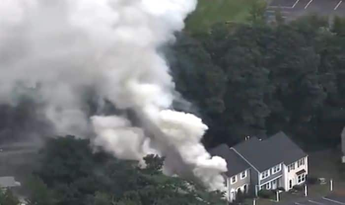 Massachusetts: Multiple Fires, Gas Explosions Erupt in More Than 50 Boston Houses; Gas Leak Suspected