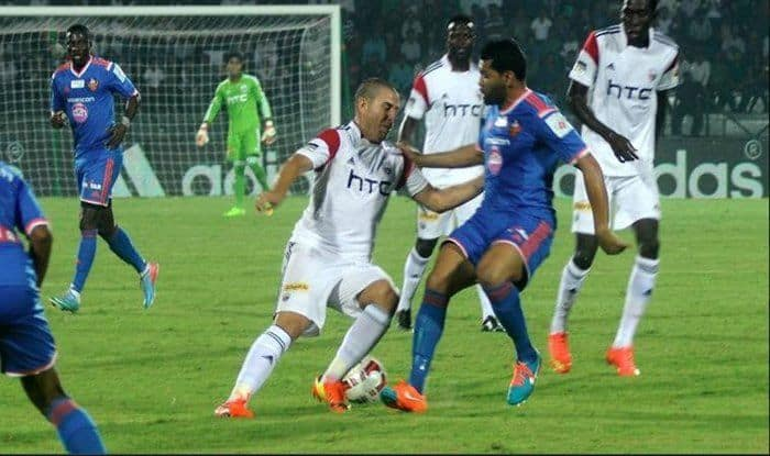 North East United vs FC Goa- Picture credits-Twitter