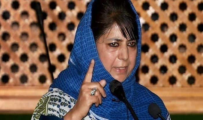 Badge of Honour if Standing up For my People Makes me Separatist: Mehbooba Responds to Jaitley