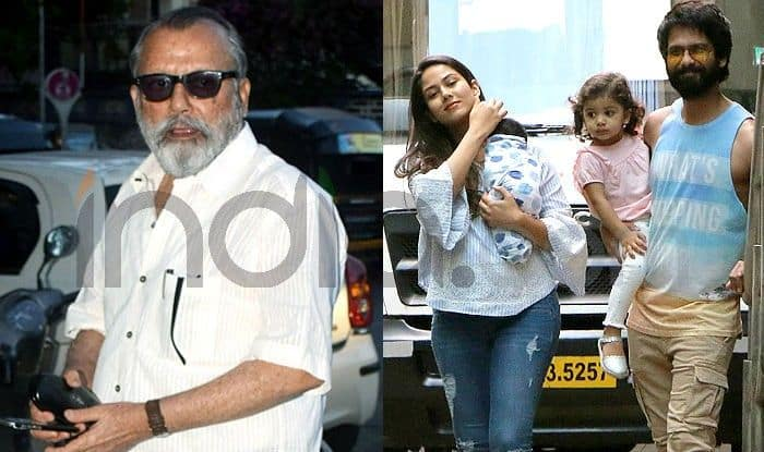 Shahid Kapoor's father, Pankaj Kapoor, Speaks About Having Zain Kapoor in Family And Being a Dadu Again