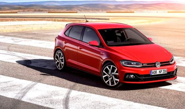 Volkswagen Polo 2018 R Line Gti Variants Revealed India Launch In 2018 India Com