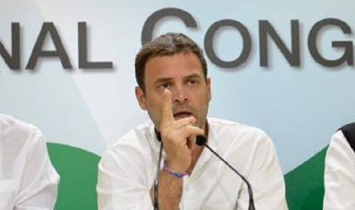Rahul Gandhi Takes a Jibe at PM Modi, Calls Him 'Chowkidar' Who Let Thieves in