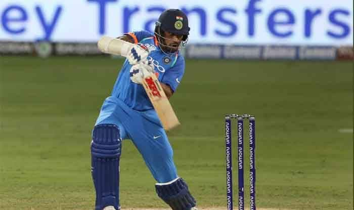 India vs West Indies 3rd T20I, Live Cricket Score: Rohit Sharma Falls Early in Tall Chase of 182, Shikhar Dhawan Solid