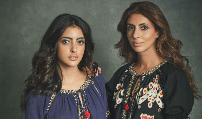 Shweta Bachchan Nanda With Monisha Jaising