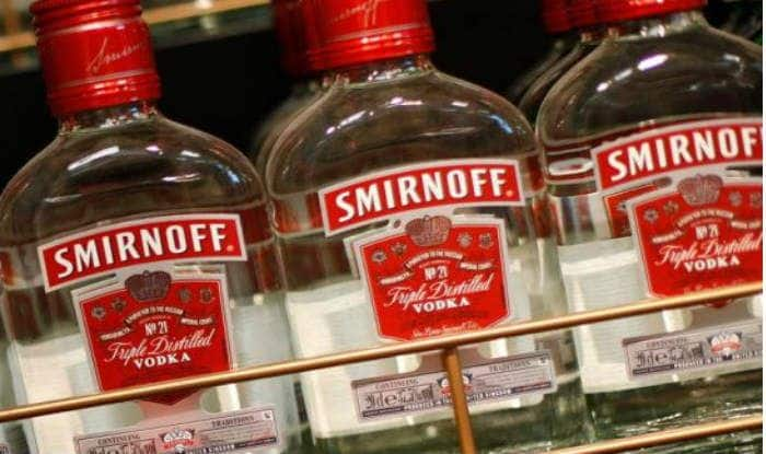 Sale of Smirnoff Vodka, Vat 69 Whiskey Banned in Delhi For Two Years