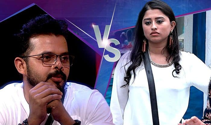 Bigg Boss 12 Day 2: Sreesanth Insults a Female Contestant, Behaves Stupid And Annoying
