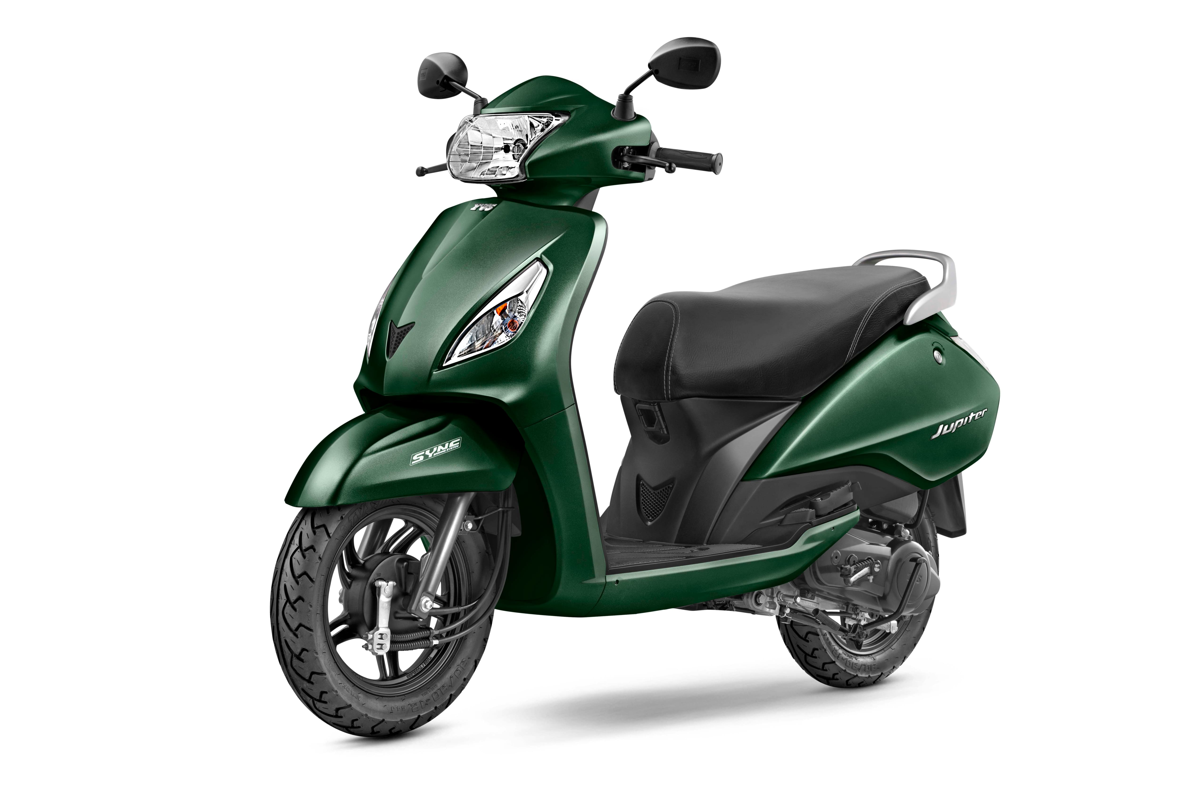 6ad748ebd9b TVS Electric Scooter to Launch in India by Early 2018 | News Bikes ...