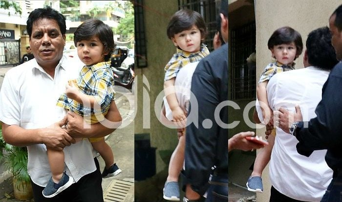 Taimur Ali Khan is a Bundle of Happiness in These New Pics