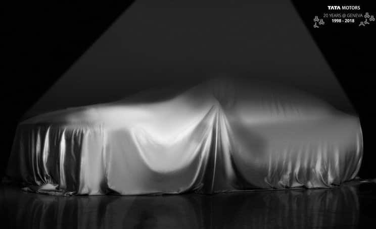 Tata Sedan Concept (45X Based) to be Unveiled at 2018 Geneva Motor Show; India Launch by Late 2019