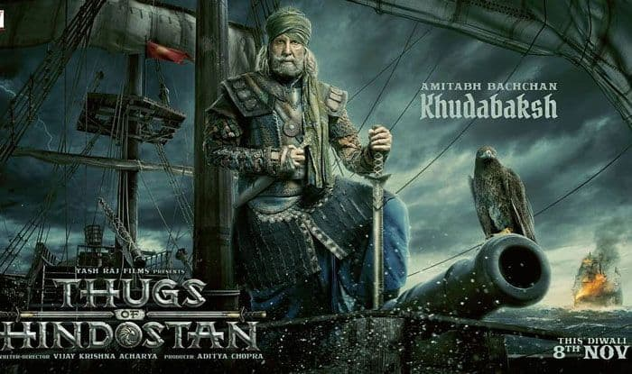 Thugs Of Hindostan First Look: Amitabh Bachchan Appears Formidable as The Commander of Thugs, See Picture