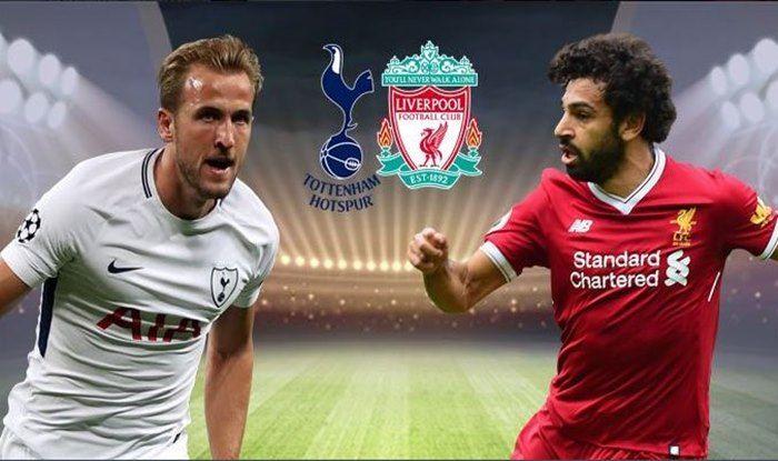 Tottenham vs Liverpool-picture credits-Twitter