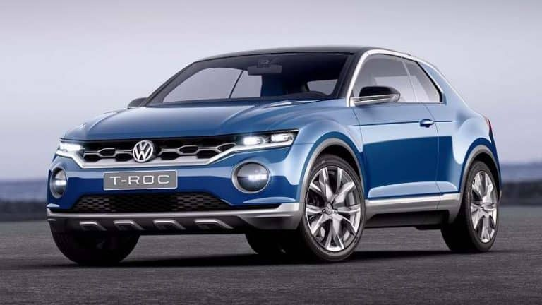 Volkswagen Teases Its T Roc Suv At The 2017 Geneva Motor Show News