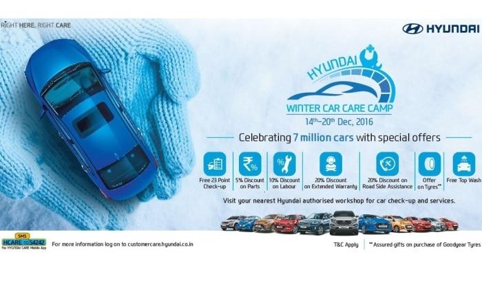 Hyundai Warranty Check >> Hyundai Begins Winter Car Care Camp For Winter Car