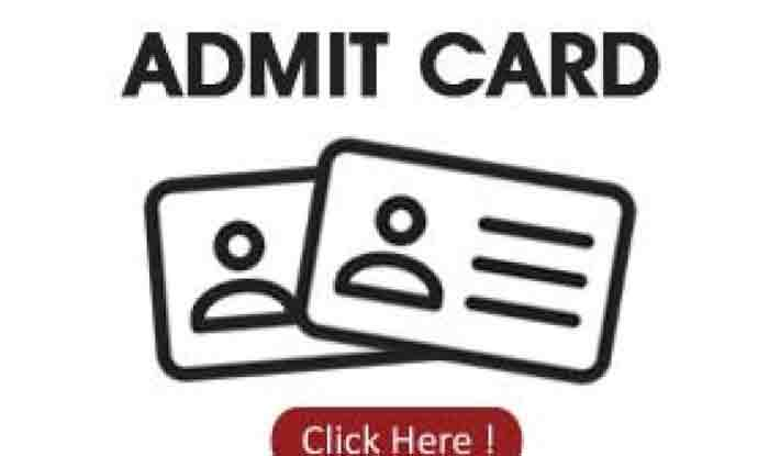 JIPMER Admit Card 2019