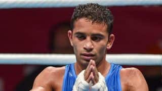Amit Panghal Reaches Quarterfinals of World Military Games