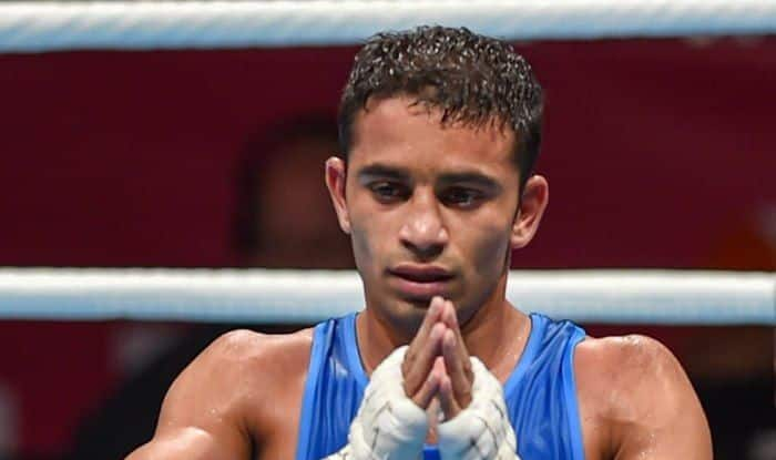 Indian boxers, Amit Panghal age, Amit Panghal videos, Amit Panghal titles, latest news Tokyo Olympics, Indian Boxers Will do Something Big in Tokyo Olympics, Feels High-Performance Director Santiago Nieva, Latest News Amit Panghal
