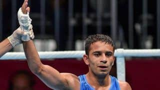 Amit Panghal Loses to Shakhobidin Zoirov in Final of Boxing World C'ships, Settles For Silver