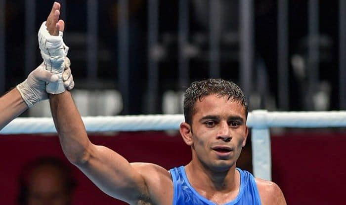Amit Panghal Loses to Shakhobidin Zoirov in Final of Boxing World C'ships, Settles For Silver, World Boxing Championship Final, Amit Panghal, Amit Panghal latest news, latest news Amit Panghal, Amit Panghal age, Amit Panghal boxing, AIBA,