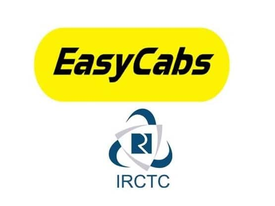 EasyCabs partners with IRCTC: Now cab booking can be made on IRCTC