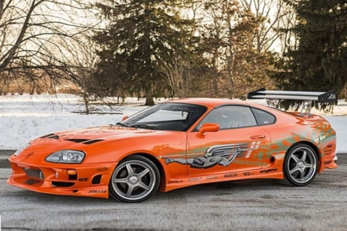 Toyota Supra, Paul Walker's 10 second car from 'The Fast and The Furious'  goes up for auction   India.com