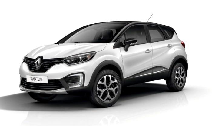 Renault Captur 2017 Bookings Open Ahead of India Launch in October; Price, Features & Specs