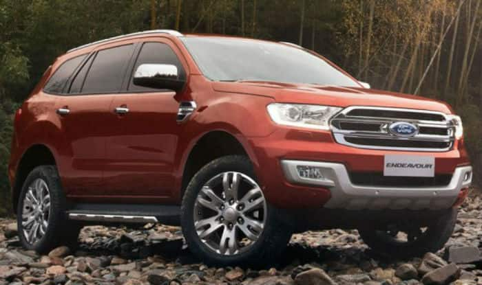 Ford Endeavour manual variants discontinued; now available only Trend, Titanium & Titanium Plus variants