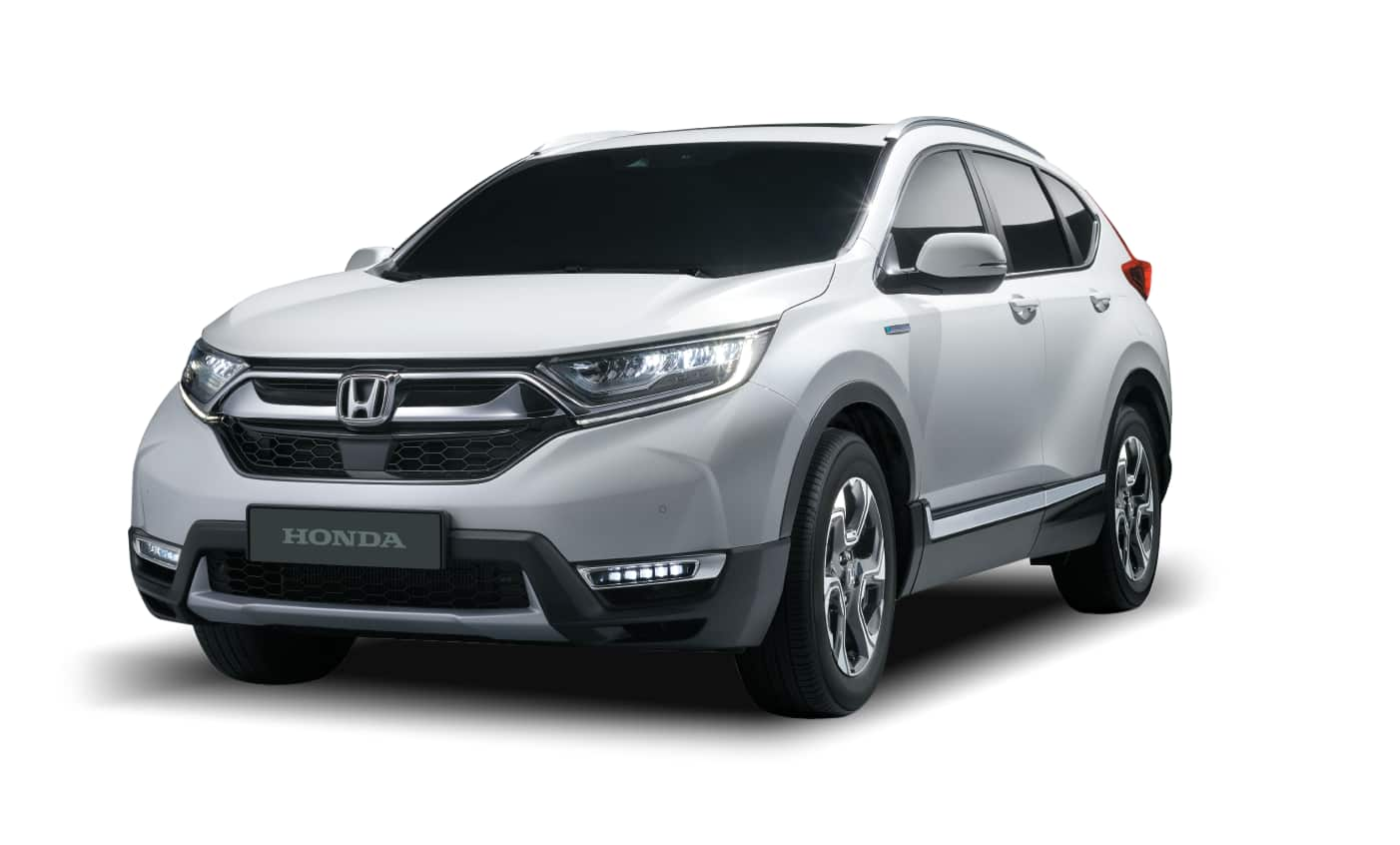 Honda Official Site >> Honda Cr V 2018 Listed On Official Website Prior India Launch