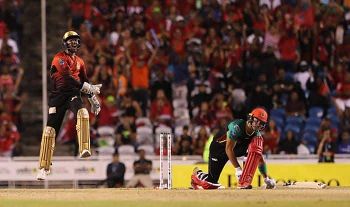 Caribbean Premier League (CPL) 2018: Trinbago Knight Riders Beat St Kitts & Nevis Patriots to Seal Final Spot