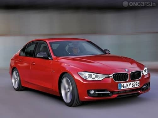 Bmw 3 Series To Be Launched In India On July 27 2012 News Cars