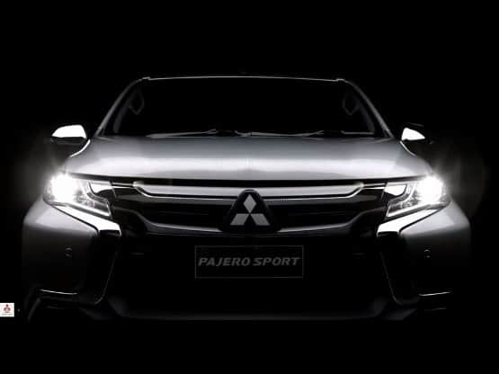 2016 Mitsubishi Pajero Sport: Price and variants revealed before