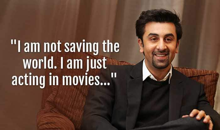 Ranbir Kapoor Calls Himself an 'Average Actor' And a 'Below Average' Person While Talking About Success
