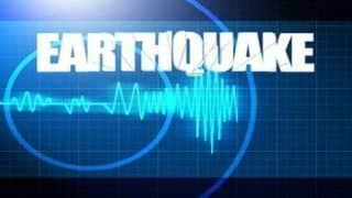 Five Dead as Twin Earthquakes Jolt Philippines