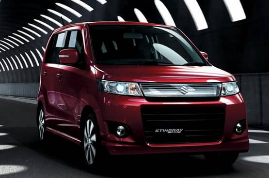 Maruti Suzuki WagonR Stingray may come to India