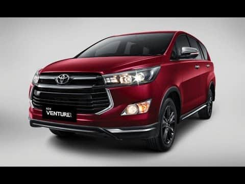 Toyota Innova Crysta Touring Sport launching in India by first week of May
