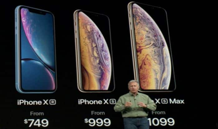 Apple Launches iPhone XS, XS Max And XR, Unveils Watch Series 4