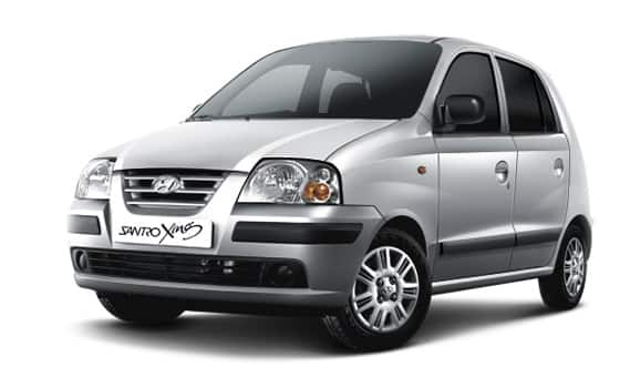 New Hyundai Santro 2018 could get an AMT transmission in India