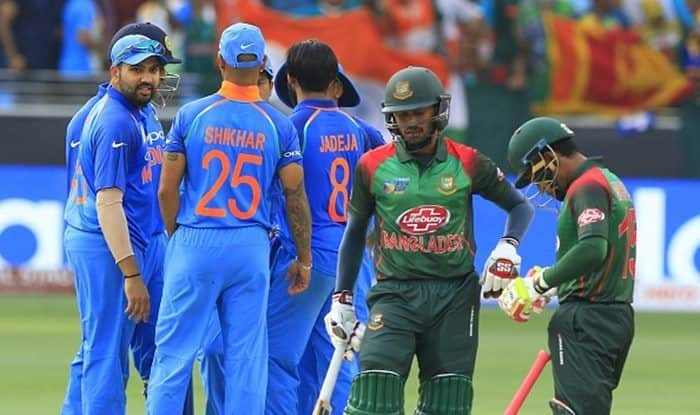 Asia Cup 2018 Final India vs Bangladesh Preview: Can Mashrafe Mortaza Men Upset Rohit Sharma's India?