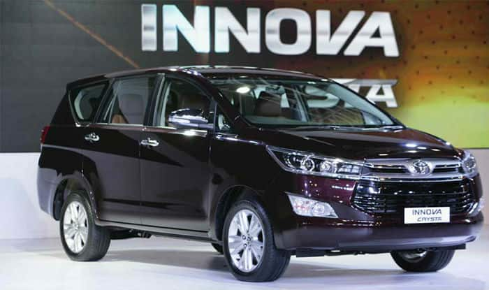 new toyota innova crysta launched in mumbai  price  specifications  colours  features  all you